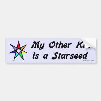Bumper Sticker - Starseed