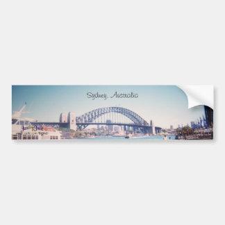 Bumper Sticker Sydney Harbour Bridge, Australia