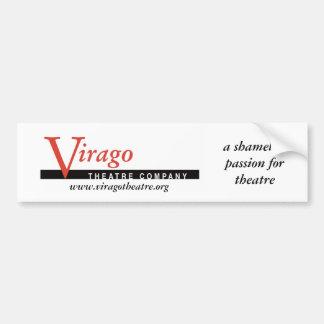 Bumper Sticker-Virago logo Car Bumper Sticker