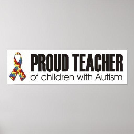 bumper teacher autism 1 posters