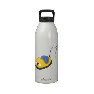 BumperCars_Base Water Bottle