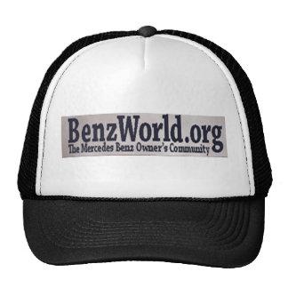 bumperstick trucker hat