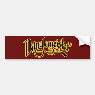 Bumpersticker de Danglemeister Pegatina Para Auto