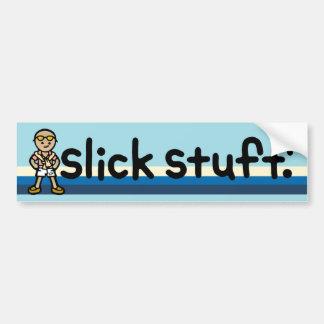 bumpersticker for the benz. car bumper sticker