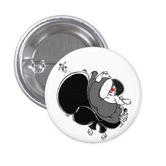 bumpin 1 inch round button