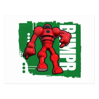 BUMPR bot Postcard