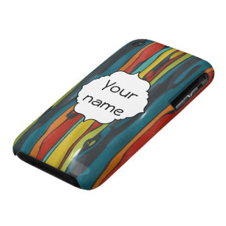 Bumps abstract design iPhone 3 Case-Mate case