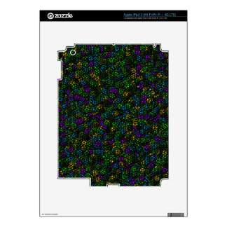 Bumps and Bubbles Skins For iPad 3
