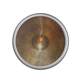 Bumpster Bluetooth Speaker Simply Cymbal