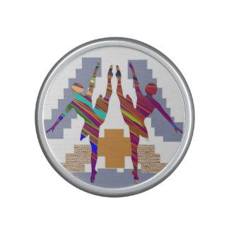Bumpster Speaker Dance ballet festival party smart