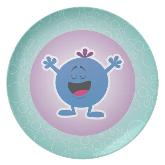Bumpsy Plate