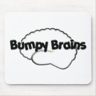 Bumpy Brains Logo Mousepads