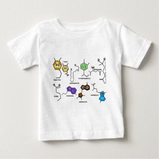 Bumpy Neurotransmitters Baby T-Shirt