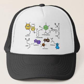 Bumpy Neurotransmitters Trucker Hat