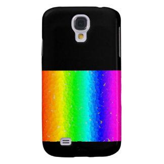 Bumpy Rainbow Galaxy S4 Case
