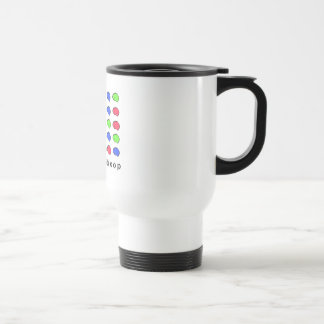 Bumpy Stroop Travel Mug