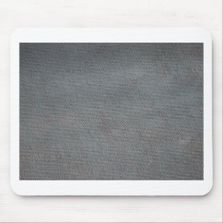 Bumpy surface of a sheet of slate gray mouse pad