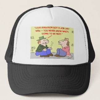 BUMS JOB NEXT TRUCKER HAT