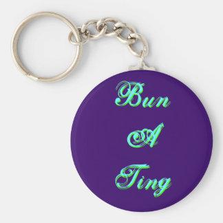 Bun-A-Ting Keychain