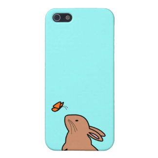 BUN & BUTTERFLY CASES FOR iPhone 5