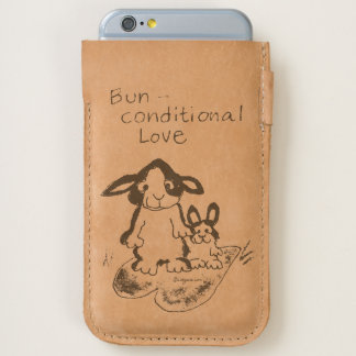 Bun- Conditional Love iPhone 6/6S Case