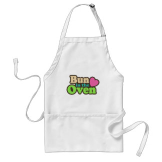 Bun In The Oven Aprons