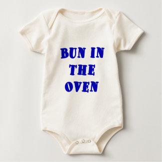 Bun in the Oven Baby Bodysuit