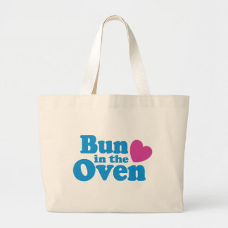 Bun In The Oven Canvas Bags