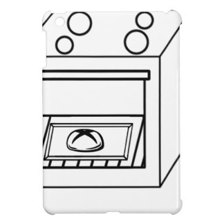 bun in the oven, funny baby in mother pregnant mom iPad mini covers