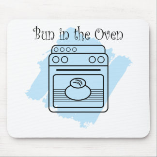 Bun in the Oven Mouse Pad