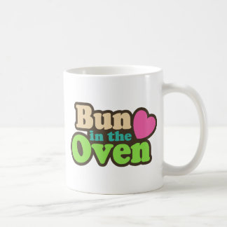 Bun In The Oven Mug