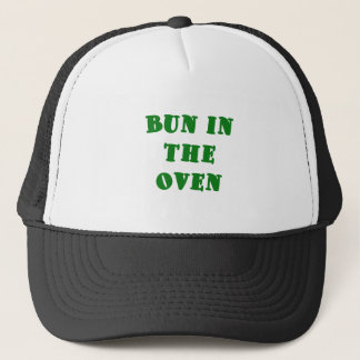 Bun in the Oven Trucker Hat