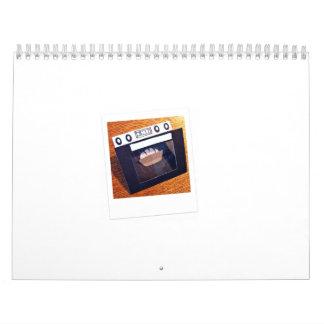 bun n the oven calender calendar