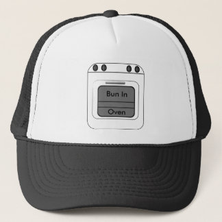 Bun N The Oven Trucker Hat