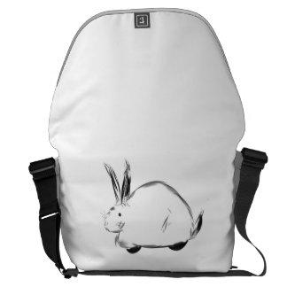Bun Roll Messenger Bag