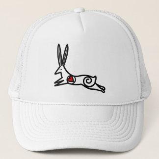 BUN TRUCKER HAT