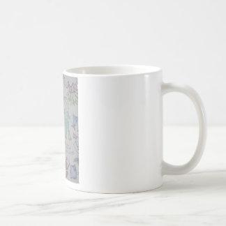 BunBun and Olga Paperdolls Coffee Mug