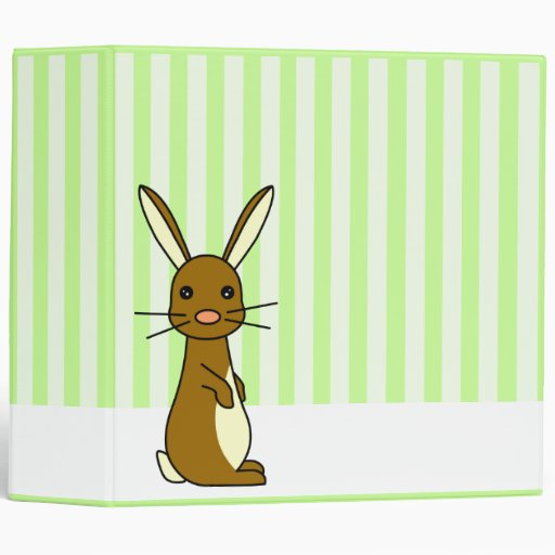 Bunbun - carpeta linda del conejo
