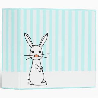 Bunbun - Cute White Rabbit Binder
