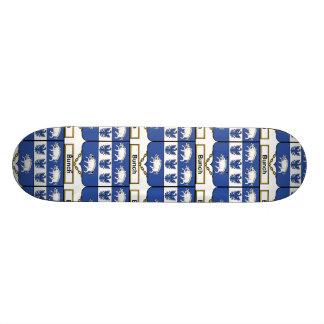 Bunch Family Crest Skate Board Deck
