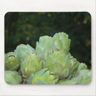 Bunch of Artichokes - Mouse Pad