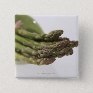 Bunch of asparagus button