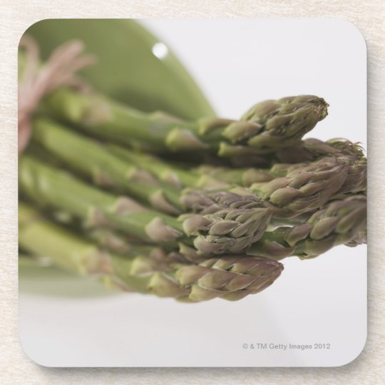 Bunch of asparagus coaster