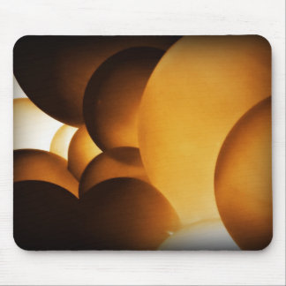 Bunch of Balloons Mouse Pad