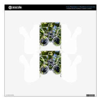 Bunch of blue grapes decal for PS3 controller