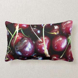Bunch of Cherries Pillow