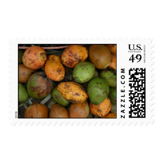 Bunch of Coconuts Stamps