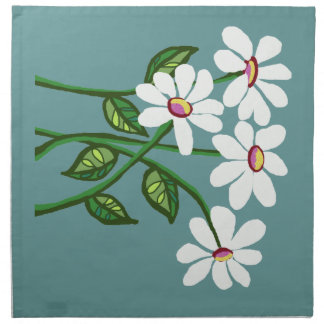 bunch of daisies napkins