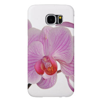Bunch Of Elegant Pink Orchids Samsung Galaxy S6 Cases