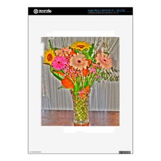 BUNCH OF FLOWERS AUSTRALIA iPad 3 SKINS